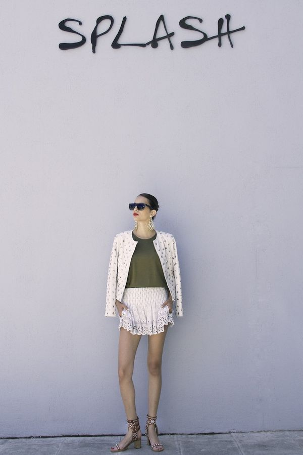 Shoes skirt isabel marant top theyskens theory jacktet dvf photo filep motwary Aa